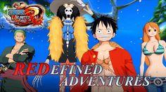 One Piece Unlimited World Red - PS3/PSVITA/WIIU/N3DS - REDefined Adventu...