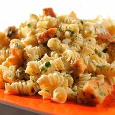 Caesar Pasta Salad on BigOven: Found on Food Channel by Sandra Lee