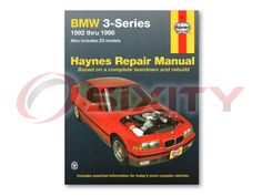 Bmw 3 series e36 1992 1998 service repair manual download this haynes bmw 3 series including z3 92 98 repair manual 18021 shop service du fandeluxe Images