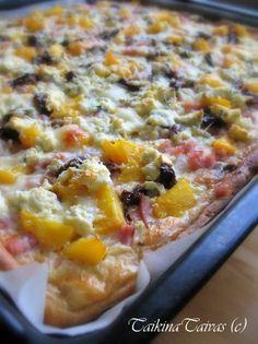 Savory Pastry, Hawaiian Pizza, Koti, Pastries, Salta, Tarts