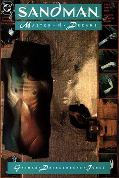 The Sandman #7 | Artist: Dave McKean