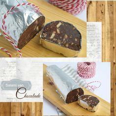 ElsaRblog: Salami van chocolade (Recept uit Portugal)