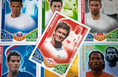 The adults who get misty-eyed over Panini World Cup stickers Soccer Cards, Baseball Cards, Misty Eyes, Football Stickers, World Football, Grown Man, David Beckham, Back In The Day, World Cup