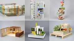 14 Dollhouses Built By Today's Top Architects – Places Wire