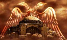 Earth City, Byzantine Architecture, Greece Photography, Bmw K100, Hagia Sophia, Fantasy Story, Romans, Greek, Lion Sculpture
