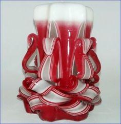 Řezaná svíčka 11 cm - červená Coca Cola, Soda, Beverages, Beverage, Drinks, Soft Drink, Sodas, Cola, Coke