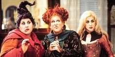 "Which Character in ""Hocus Pocus"" are you ? 