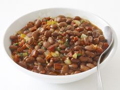 Food Network invites you to try this Cowboy Beans recipe from Food Network Kitchens.