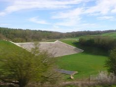 Spillway on Bruton Flood Protection Reservoir  This structure shows the new concrete spillway improvements that were installed on the Bruton flood protection reservoir during the summer of 2008.