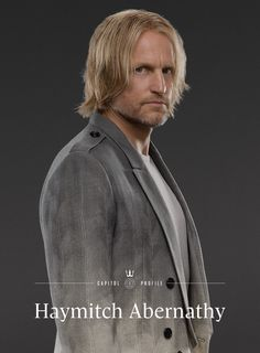 Who else thinks they should make a movie about haymitch's games?