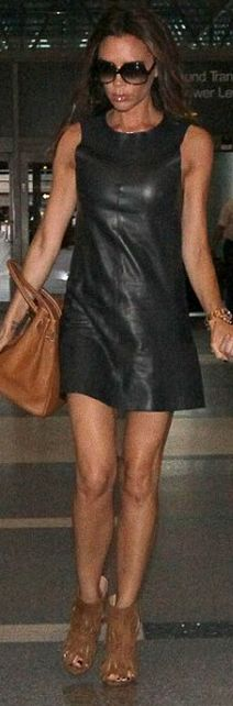 Victoria Beckham\u0026#39;s outfits. on Pinterest   Victoria Beckham ...