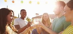 """""""Are the Health Benefits of Alcohol Overhyped?"""" by Valencia Porter, MD for Chopra Centered Lifestyle. When it comes to the benefits and drawbacks of drinking fermented beverages, medical experts continue to disagree. To explore the debate, click the pic."""