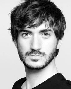 Headshot for actor George Maguire, who wil be playing the lead role of Marc Bolan in 20th Century Boy.