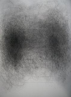 Emma McNally / graphite on paper
