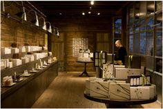 Jurlique shop interior