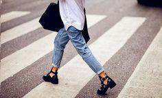 Looks com botas para arrasar no outono-inverno 2016