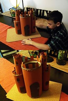 oatmeal canister castle