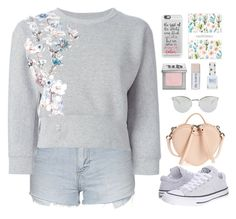 """Untitled #345"" by jovana-p-com ❤ liked on Polyvore featuring Topshop, Philipp Plein, Converse, Casetify, Marc Jacobs, Fendi and Urban Decay"