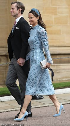The Queen is to attend nuptials of Lady Gabriella Windsor | Daily Mail Online