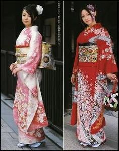 homongi kimono
