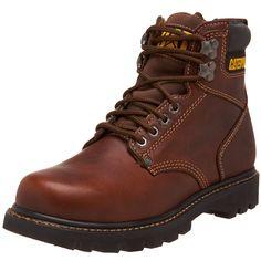 7630454ec12 Buy Caterpillar Men s Second Shift Plain Soft Toe Work Boot