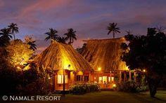 Resort in Fiji