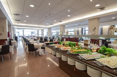 Comedor / Restaurante - Hotel RH Corona del Mar benidorm