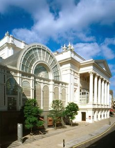 Royal Opera House - London - I saw The Magic Flute here, and Princess Ann was in attendance. ~ETS