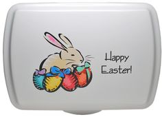 Personalized East Pan/Lid - Easter Bunny : That's My Pan!, Personalized Cake Pans and More #Easter