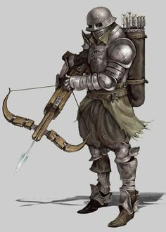 Shared by WhatUserNameIsntFethingTaken. Fantasy Character Art for your DND Campaigns Fantasy Character Design, Character Concept, Character Art, Armadura Medieval, Science Fiction, Fantasy Armor, Medieval Fantasy, Medieval Archer, Dnd Characters