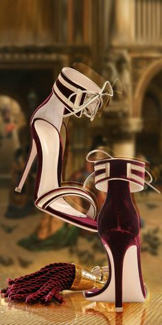 New stylish sandal