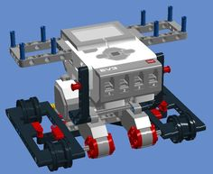 Picture of LEGO EV3 Retail Version - Power, Brains, and Gears!