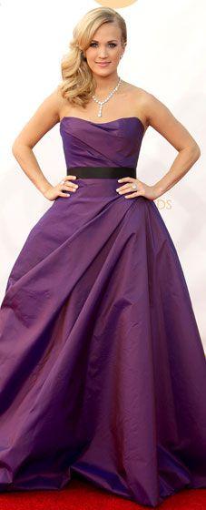 Carrie Underwood: 2013 Emmy Awards in  Romona Keveza