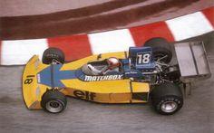 1975 Surtees TS16 - Ford (John Watson)