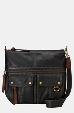 Fossil+'Morgan'+Shoulder+Bag+available+at+#Nordstrom