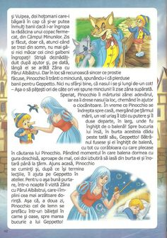 52 de povesti pentru copii.pdf Pinocchio, Bullet Journal, Comics, Kids, Fictional Characters, Preschool, Short Stories, Rome, Young Children