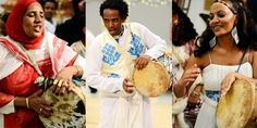 Ethiopian drums - a must for any habesha wedding!