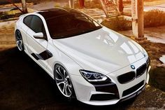 BMW M6, one of the many few sports cars I would want from BMW.
