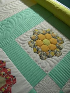 Sew Kind Of Wonderful: ...and more quilting