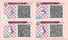 Animal Crossing New Leaf Transparent Water Qr Code Path