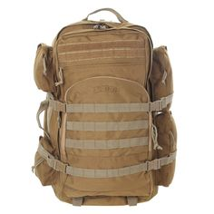 Long Range Bugout - Coyote Brown Tactical Backpack d4f0eea33e32f