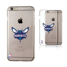 Charlotte Hornets iPhone 6 Plus Clear Slim Case - $24.99