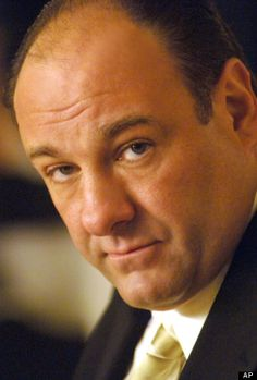 James Gandolfini (1961-2013).  One of my very favorite people of all time.