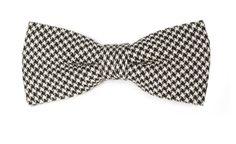 Bow tie Pied de poule model Elio by Bowking