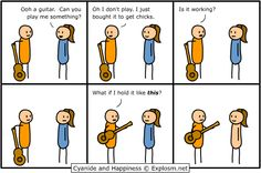 why guys should get a guitar