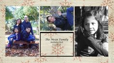 The Meza Family at the McKinley Park Mini Session Nov. 16, 2013