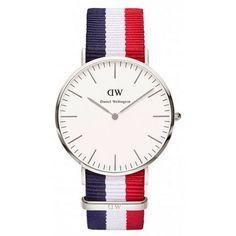Daniel Wellington, relojes con mucha personalidad