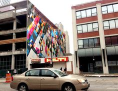 The South Loop Is About To Get A Mural-Filled Makeover: Chicagoist