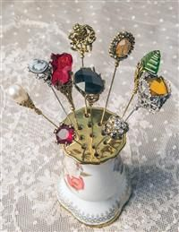 Beautiful Hatpins (SeOnce a year at this time I creat this pin for you so you can go here to see wonderful Easter items..The site you are directed to has too much for me to show you. I make a very small commission for your viewing this site that does not add anything to your price. Thank you Rose   now (DVD)  l Hat  t Of 10)