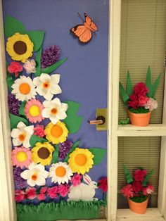 Spring Door contest winner!